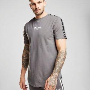 Status Wilson T-Shirt Harmaa