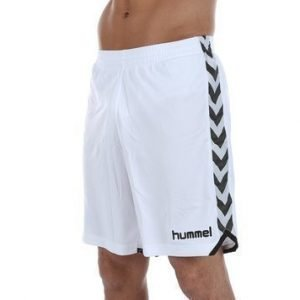 Stay Authentic Poly Shorts
