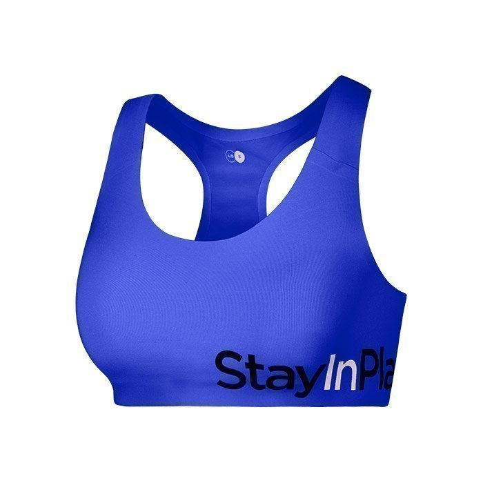Stay In Place Active Sports Bra Active Blue
