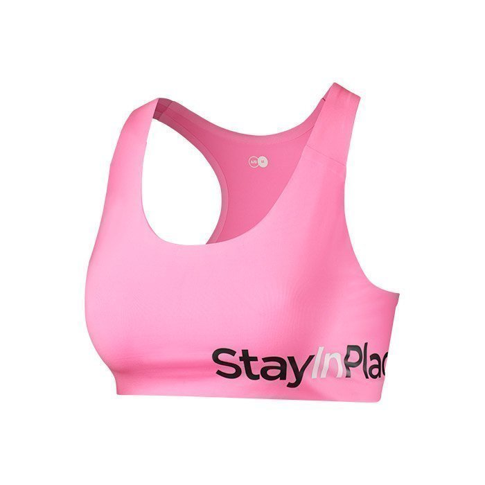Stay In Place Active Sports Bra CD bright rose M