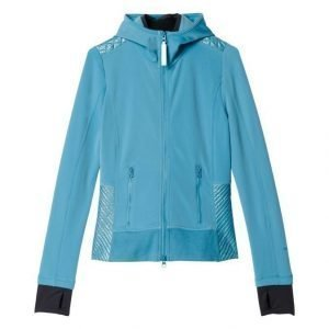Stella Mccartney Climaheat Fleece Hoodie Treenitakki