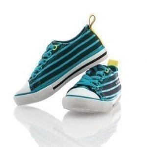 Striped Sneaker