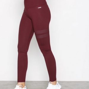Stronger High Waist Tights Treenitrikoot Bordeaux