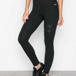 Stronger High Waist Tights Treenitrikoot Musta