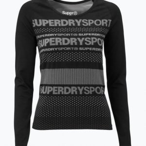 Superdry Gym Seamless L/S Top Treenipusero