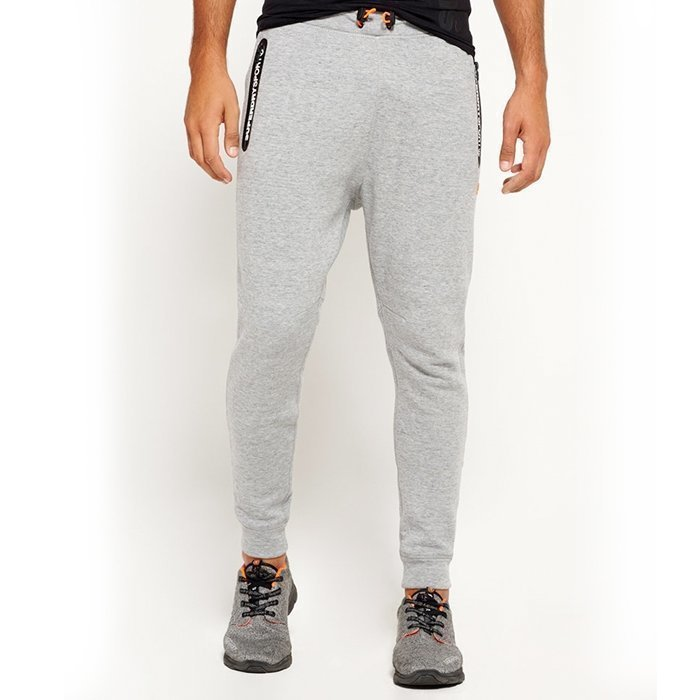 Superdry Gym Tech Slim Jogger Grey