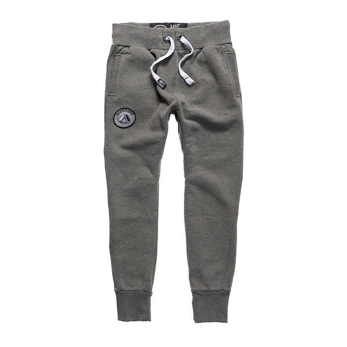 Superdry Men's Master Brand Jogger Grey XXL