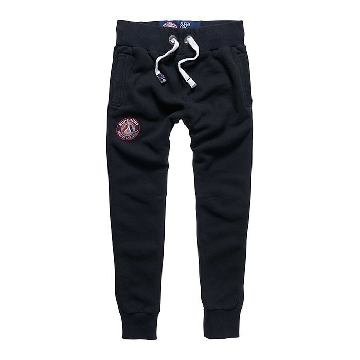 Superdry Men's Master Brand Jogger Navy