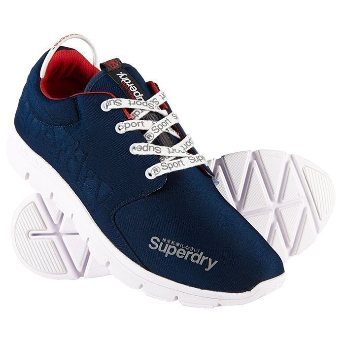Superdry Men's Scuba Runner Navy/White 8