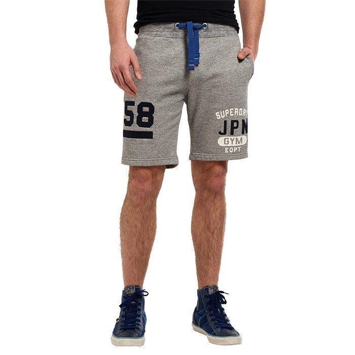 Superdry Pommel Sweat Short Grey L