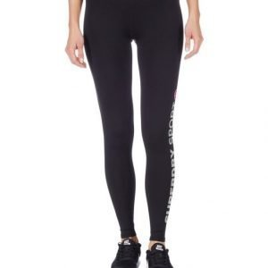 Superdry Sport Core Gym Leggingsit