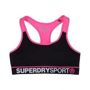 Superdry Sport Gym Panel Sports Bra Urheiluliivit