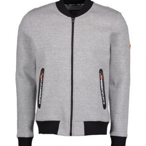 Superdry Sport Gym Tech Bomber Collegetakki