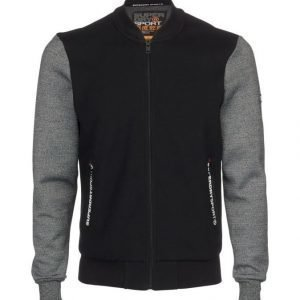 Superdry Sport Jim Tech Embossed Bomber Takki