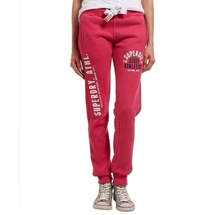 Superdry Track & Field Jogger Paradise Pink XS
