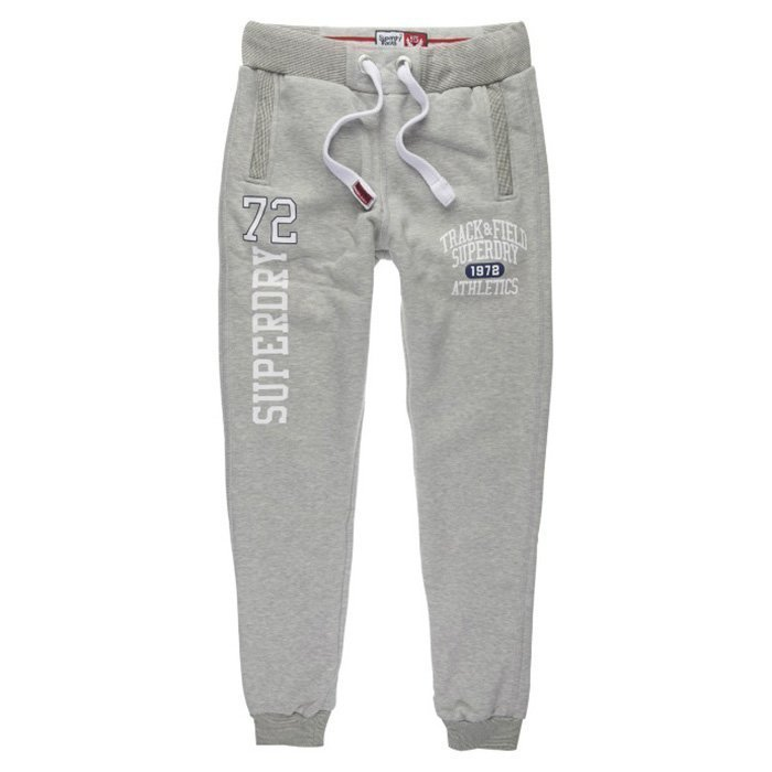 Superdry Trackster Jogger Throphy Grey XL