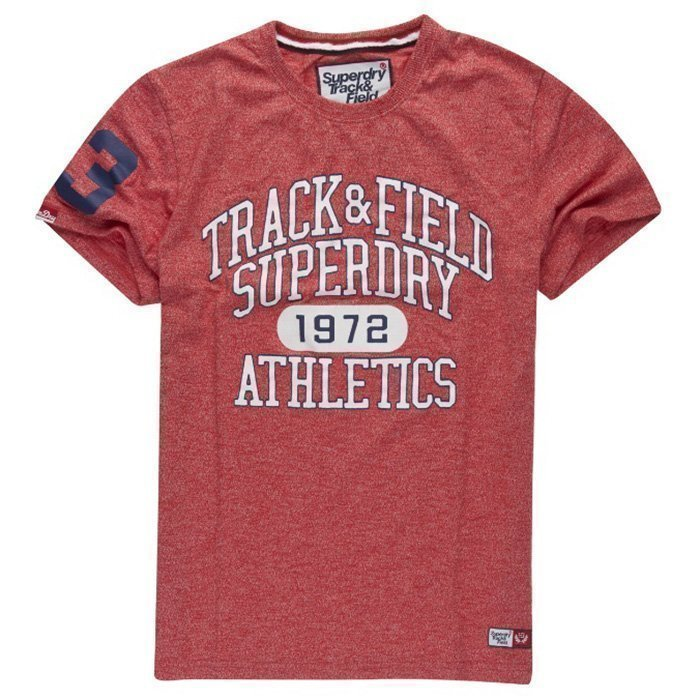Superdry Trackster Tee Red S