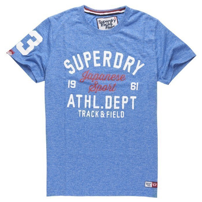 Superdry Trackster Tee Royal M