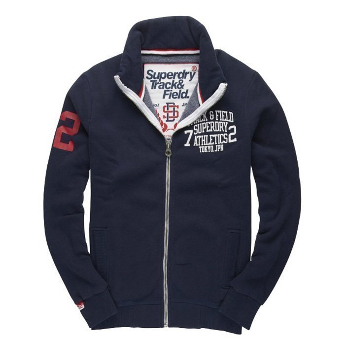 Superdry Trackster Track Nautical Navy XL