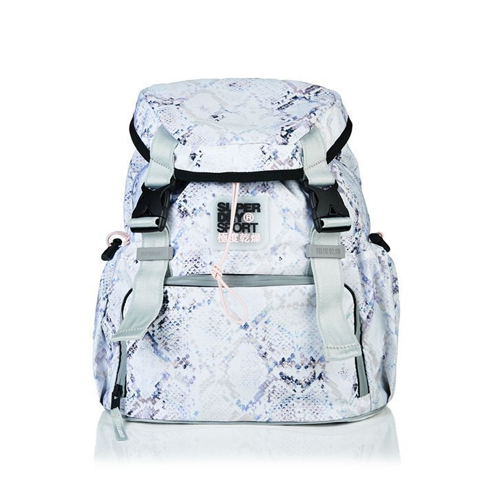Superdry Women's Super Sport Backpack White OS