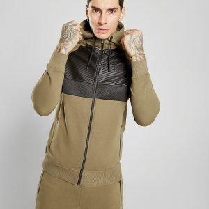 Supply & Demand Barlow Hoodie Khaki / Black