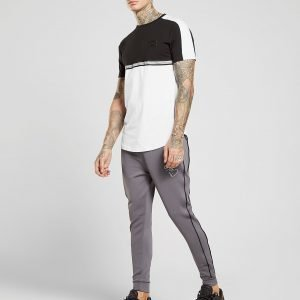 Supply & Demand Clyde Joggers Harmaa