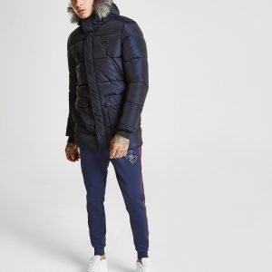 Supply & Demand Deux Parka Jacket Laivastonsininen