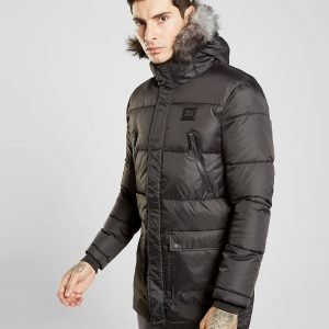 Supply & Demand Deux Parka Jacket Musta