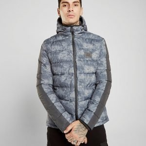 Supply & Demand Havoc Smoke Jacket Harmaa
