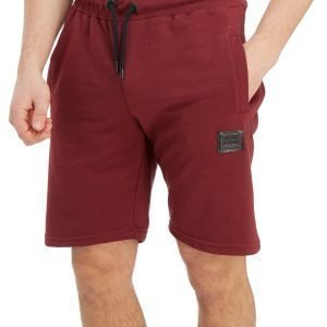 Supply & Demand Loop Shorts Burgundy