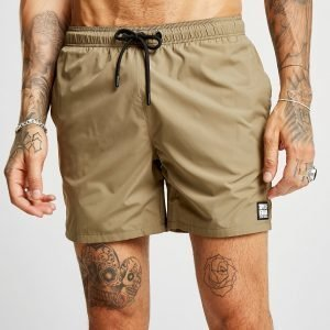 Supply & Demand Penn Swim Shorts Vihreä