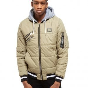 Supply & Demand Power Jacket Beige