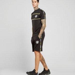 Supply & Demand Race Shorts Musta