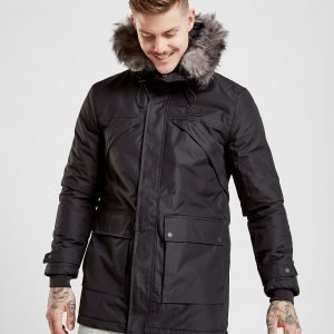 Supply & Demand Stark Parka Jacket Musta