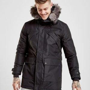 Supply & Demand Stark Parka Jacket Musta