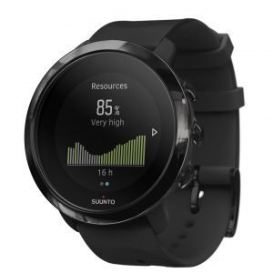 Suunto 3 Fitness Urheilukello All Black