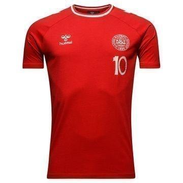 Tanska T-paita Heritage Punainen