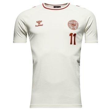 Tanska T-paita Heritage Valkoinen