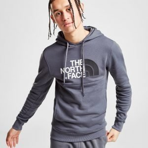 The North Face Bondi Over The Head Fleece Huppari Harmaa