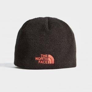 The North Face Bones Beanie Hat Musta