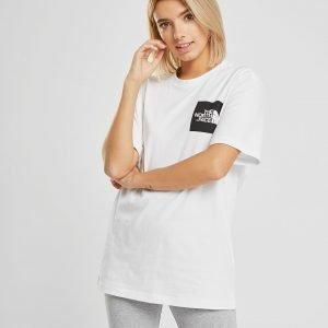 The North Face Box T-Shirt Valkoinen