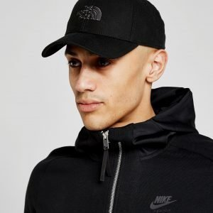 The North Face Classic Cap Musta