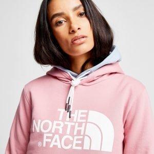 The North Face Drew Peak Overhead Huppari Vaaleanpunainen
