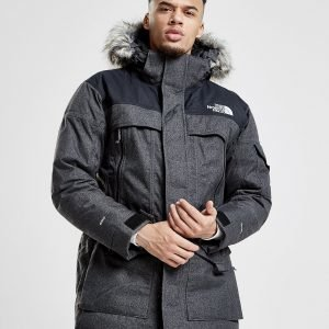 The North Face Mcmurdo 2 Parka Jacket Harmaa