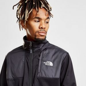 The North Face Mittellegi 85 Track Top Musta