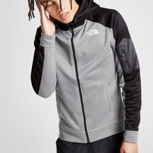 The North Face Mittellegi Full Zip Huppari Harmaa