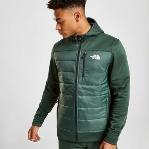 The North Face Mittellegi Hybrid Huppari Vihreä