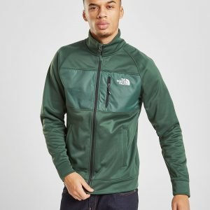 The North Face Mittellegi Track Top Vihreä