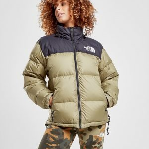The North Face Nuptse 1996 Takki Khaki / Black