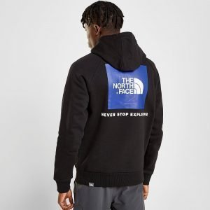 The North Face Raglan Redbox Huppari Musta